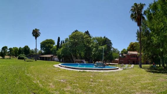 Casa Quinta Pileta Dos Habitaciones 4 Hectáreas Pool