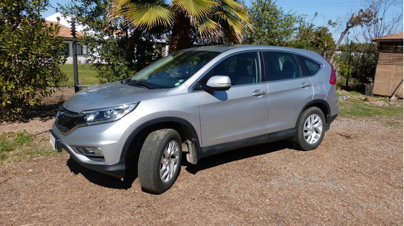 Honda Crv New Exl 2.4 Full Automático, Usa Bencina 93 Oct.
