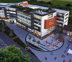 Oficinas Centro Empresarial Nou