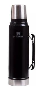 Termo Stanley 1l Clasico Original Pico Cebador Mundo Manias