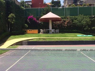 Linda Casa En Condominio Con Cancha De Tenis Y Asador