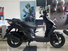 Kymco Agility 125 Rs Naked 2013