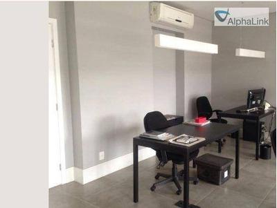 Sala 62 M² R$ 3.700/mês 2 Vagas 1 Banheiro - Sa0233