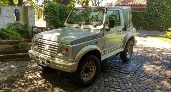 Suzuki Samurai 1.9 D 4x4 Metal/lona 2000