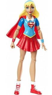 Dc Super Hero Girls - Boneca Supergirl - Figura De Ação Dmm3