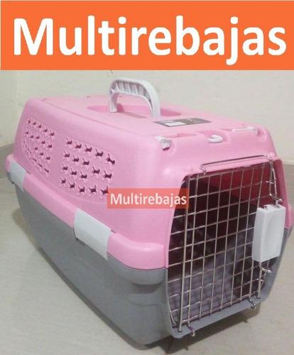 Grande Jaula Transportador De Mascotas A Domicilio