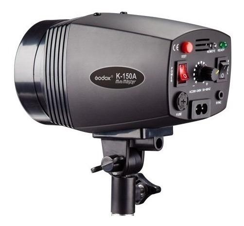 Kit Estudio Fotografico 300w Profissional Greika Argos 220v