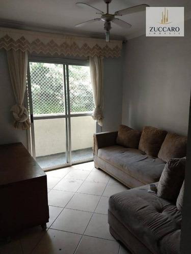 Apartamento À Venda, 65 M² Por R$ 220.000,00 - Jardim Bom Clima - Guarulhos/sp - Ap13569