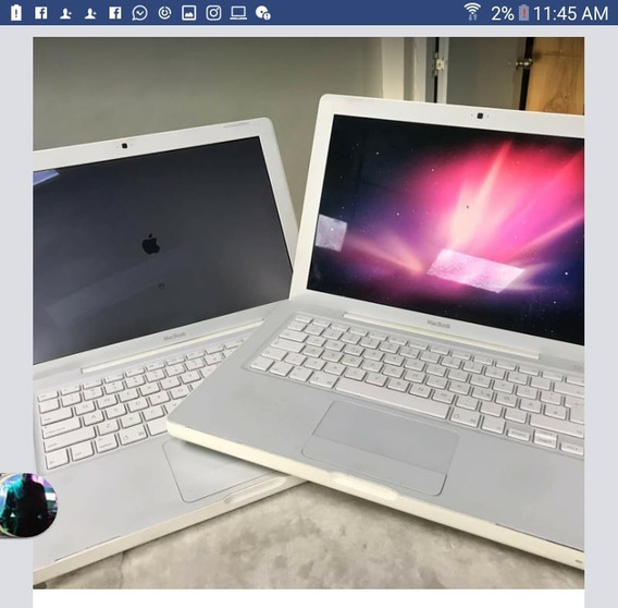 Laptops Macbook 2007