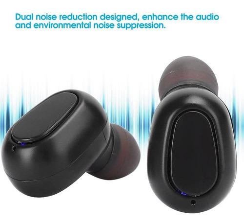 Imagen 1 de 9 de Tws L21 Bluetooth 5.0 - Auriculares Inalámbricos Con Reducci
