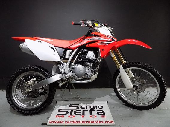 Honda Crf150 Roja 2014