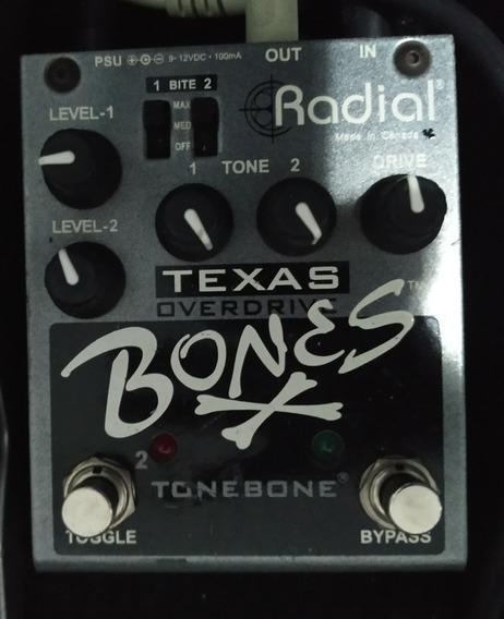 Radial Texas Overdrive Bones Serie