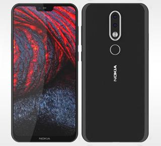 Celular Nokia X6 Versão Global 6 Gb Ram 64gb Rom Tela 5,8