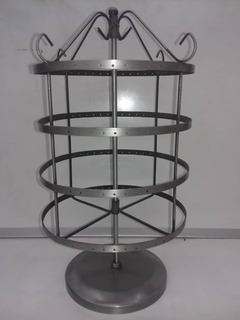 Exhibidor De Zarcillos Metal