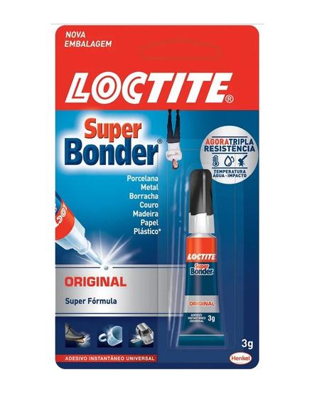 Cola Super Bonder Original 3g