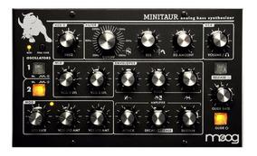 Moog Minitaur-sintetizador Analógico Importador Oficial
