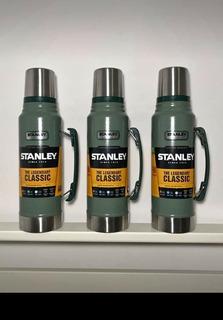 Termo Stanley Classic 1 Litro Traído De Eeuu Pico Cafetero
