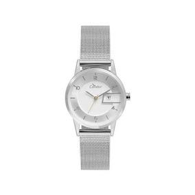 Relógio Condor Feminino Prata Cogl10bo/3k