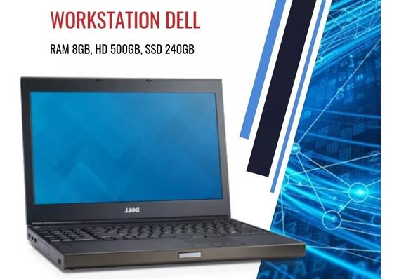 Dell M6700 Core I7-3720mq Hd500+ Ssd 240gb Promoção Hoje!