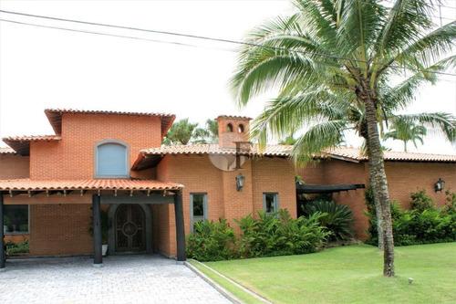 Casa Planejada No Condomínio Acapulco Em Guarujá - Ca2671