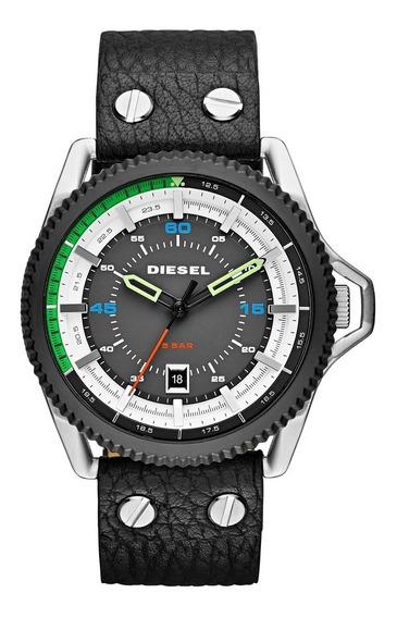 Relógio Diesel Rollcage Analógico Masculino Dz1717/0pn