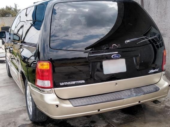 Ford Windstar 2002 Limited Piel Mt