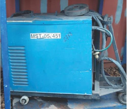 Maquina De Solda Tig Lincoln Electric-eutectic Dpt300 - 2712