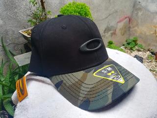 Gorra Oakley Militar Solo Talla S Y M Original