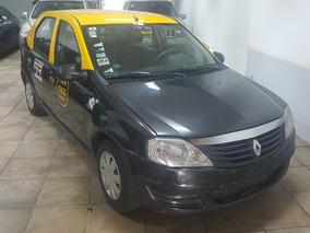 Renault Logan, Taxi, Gnc Con O Sin Licencia, Financio