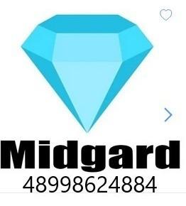 Imagem 1 de 1 de Mu Online Oficial - Jewel Of Bless Midgard (1.000)