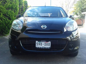 Nissan March 2012 Advance