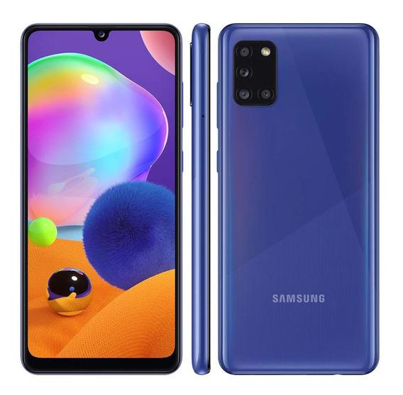 Celular Galaxy A31 128gb Câmera Quádrupla 48mp+5mp+ 8mp +5mp