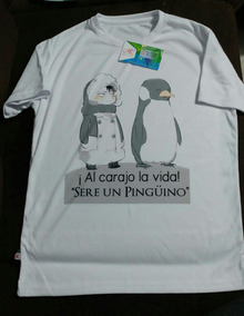 Playera Pingüino Infantil