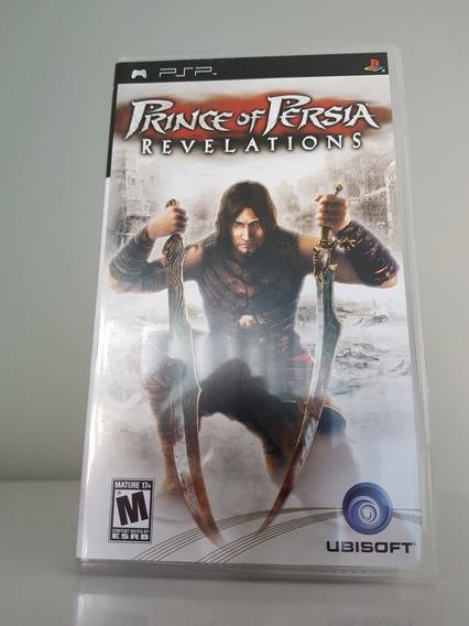 Jogo Prince Of Persia:revelations Para Psp