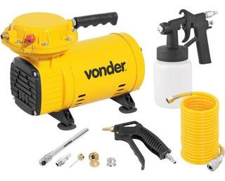 Compressor Ar Direto 1/2hp - Com Kit Pintura Preço Baixo