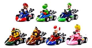 Carros Mario Kart Super Mario Bros Colección