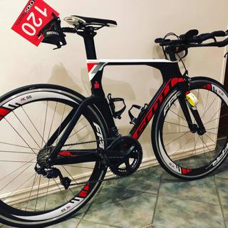 Bicicleta De Triatlón Scott Plasma