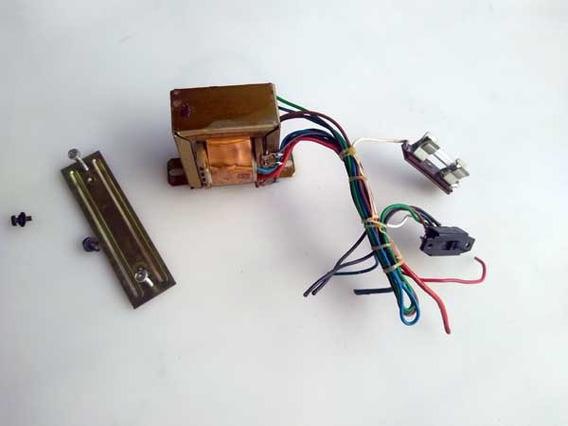 Transformador De Força Tape-deck Gradiente S-95