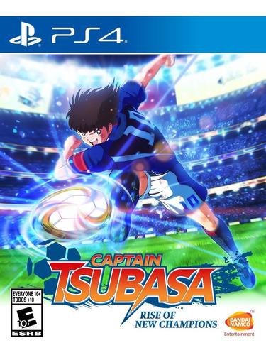 Captain Tsubasa Rise Of New Champions Ps4 - Mipowerdestiny