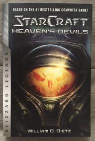 Livro Starcraft 2 - Heaven