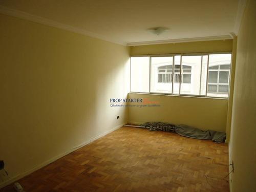 Imagem 1 de 26 de Apartamento Com 2 Dormitórios À Venda, 80 M² Por R$ 950.000 - Consolação - São Paulo/sp - Ap0356