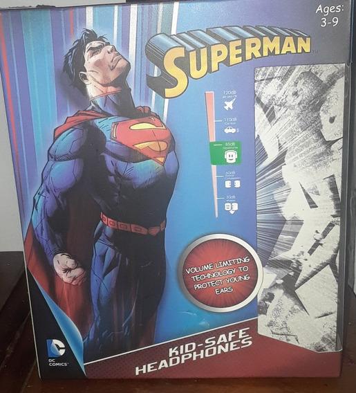 Audifono De Superman Para Niños