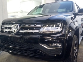 Volkswagen Amarok 3.0 V6 Extreme 2018 4x4 At 18 0k Espasa Fn