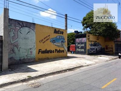 Terreno Residencial À Venda, Jardim Presidente Dutra, Guarulhos - Te0746. - Te0746