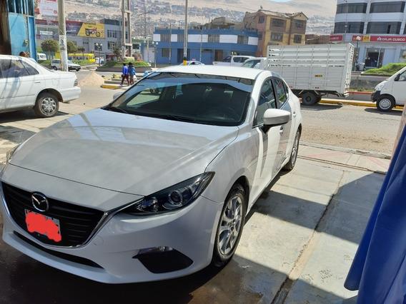 Vendo Mazda 3 2015 36000km A $12800