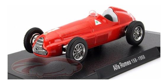 Juan Manuel Fangio - F1 - Alfa Romeo 158 - Não É Senna