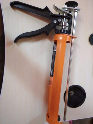 Aplicador De Silicona Reforzada Modelo 17558 Truper