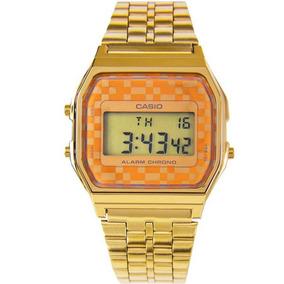Relógio Vintage Unisex/ A159wgea-9adf - Casio
