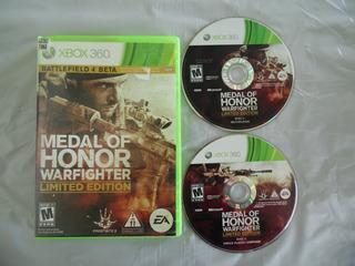 Medal Of Honor Warfigther De Xbox 360