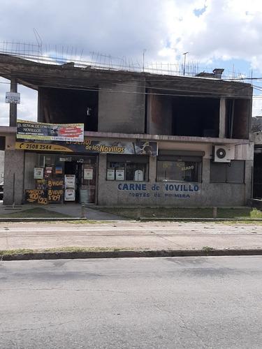 Local Comercial Con Casa En Construccion